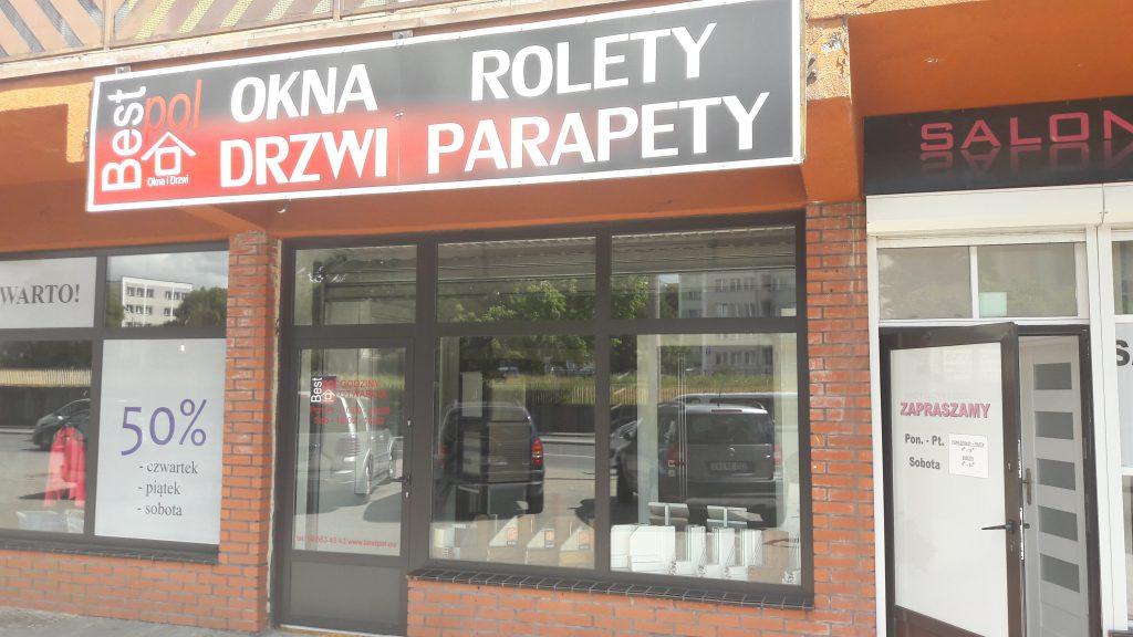 Salon sprzedaży